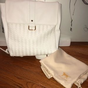 Deux Lux Mulberry Boxy Backpack